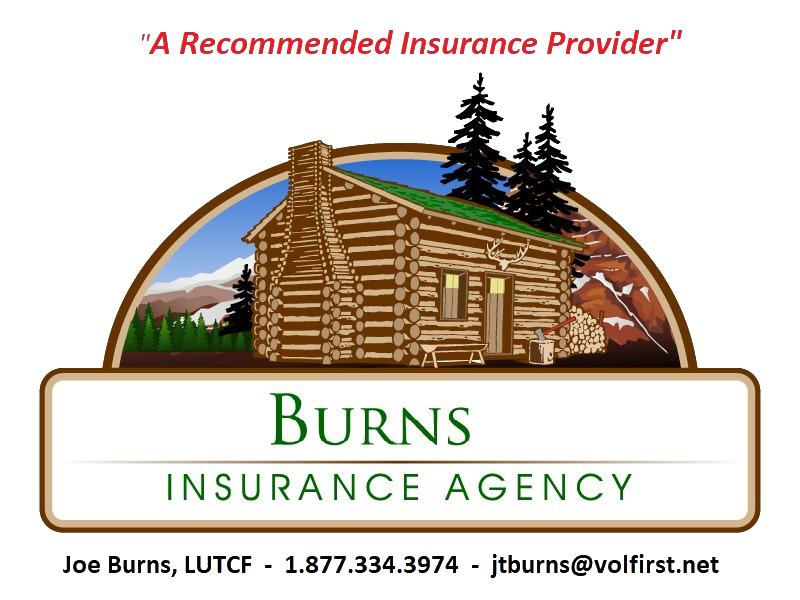 Burns Insurance Agency - 1-877-334-3974