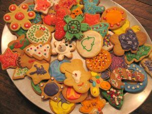 Variety of Christmas cookies. Photo Credit mmcothern