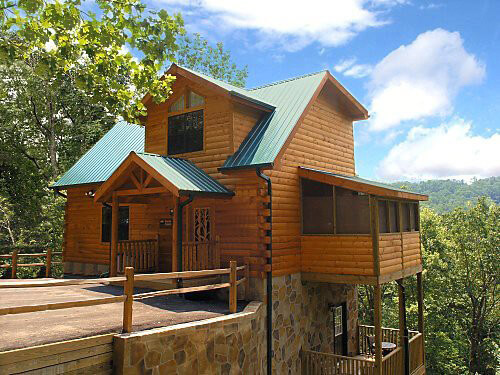 Delightful 1 Bedroom Cabins