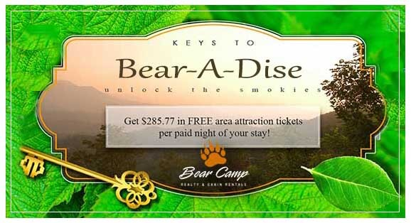 Free Attraction Tickets