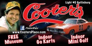 cooters-place-in-gatlinburg