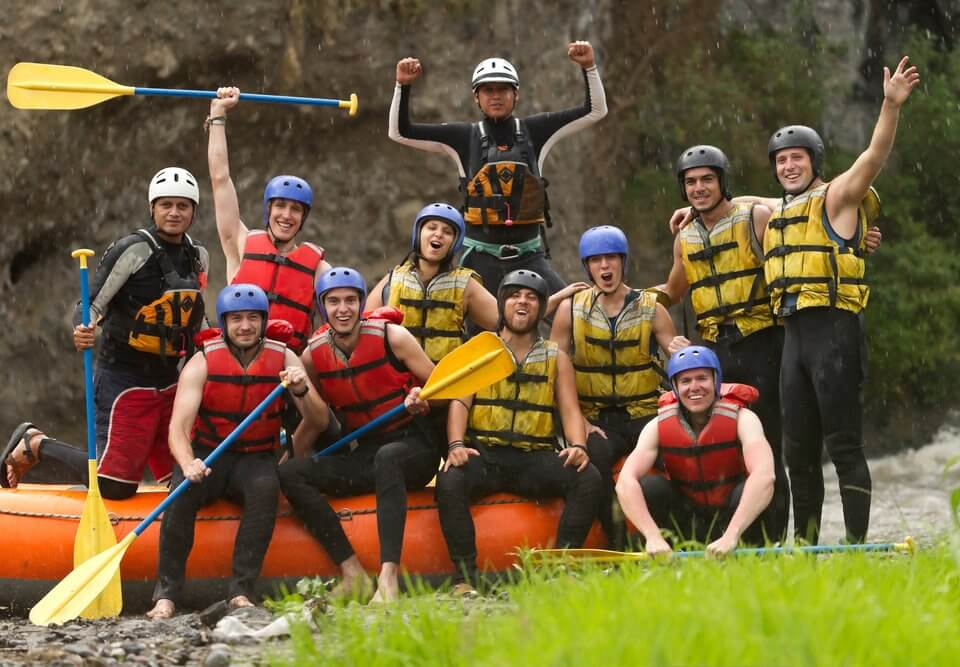 rafting, white water rafting