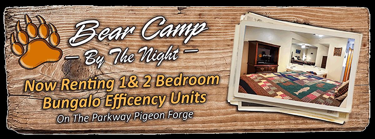 Efficiency overnight rentals