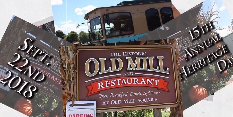 Fun at the Old Mill