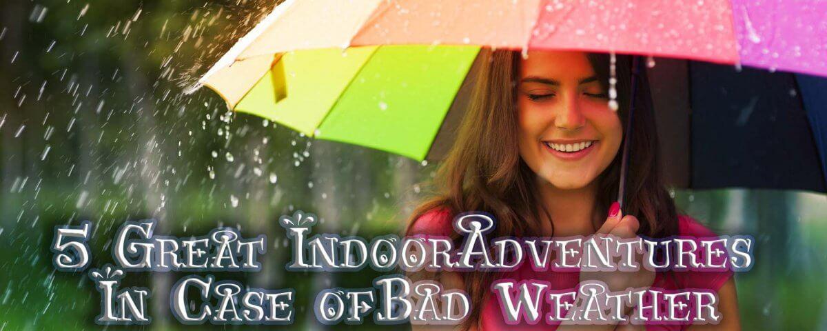 great Ideas for Fun in the Rain